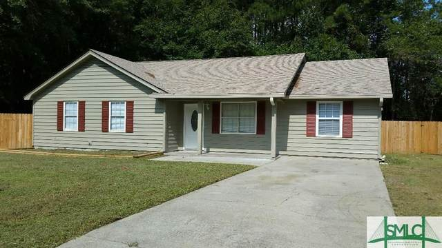 126 Rose Drive, Springfield, GA 31329 (MLS #240890) :: Keller Williams Coastal Area Partners