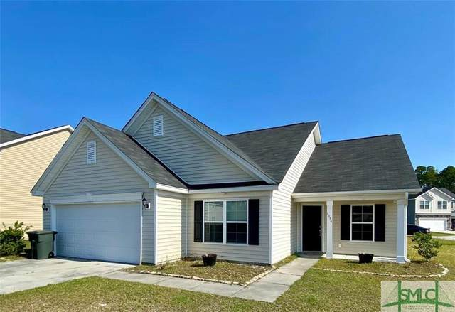 1054 Marne Boulevard, Hinesville, GA 31313 (MLS #240896) :: Coldwell Banker Access Realty
