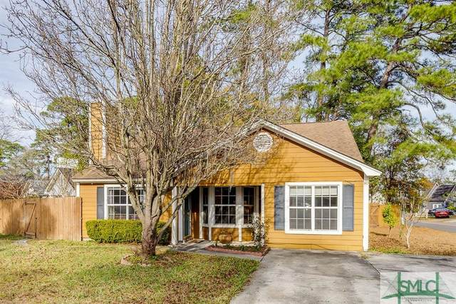 2202 Washington Street, Savannah, GA 31406 (MLS #240898) :: Liza DiMarco