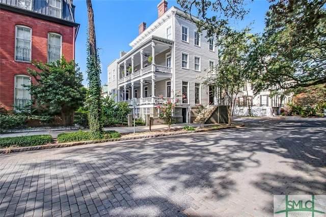 123 W Charlton Street #5, Savannah, GA 31401 (MLS #240907) :: Keller Williams Coastal Area Partners