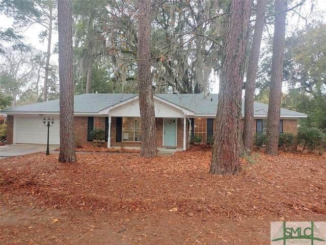 1609 Walthour Road, Savannah, GA 31410 (MLS #240913) :: Heather Murphy Real Estate Group