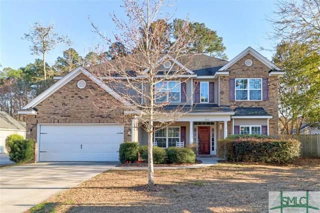 102 Elizabeth Court, Rincon, GA 31326 (MLS #240919) :: Heather Murphy Real Estate Group