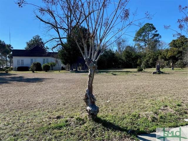 291 Wayne Street, Jesup, GA 31546 (MLS #240924) :: The Arlow Real Estate Group