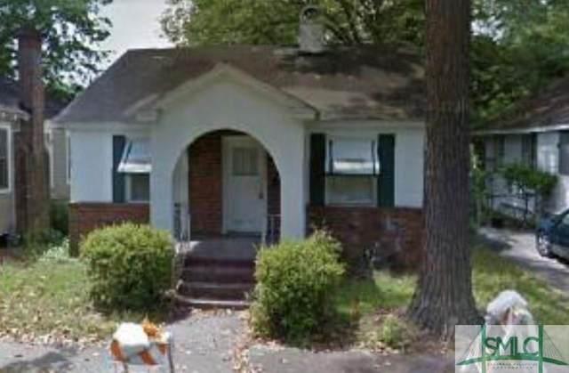 815 E 33rd Street, Savannah, GA 31401 (MLS #240925) :: The Arlow Real Estate Group