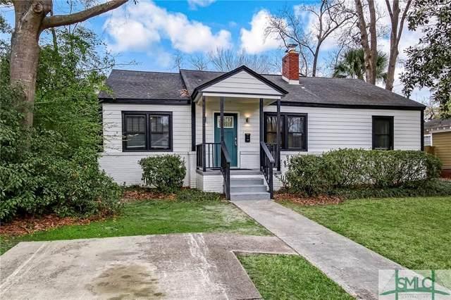 318 E 57th Street, Savannah, GA 31405 (MLS #240926) :: The Arlow Real Estate Group