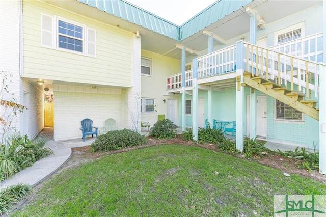 1608 Jones Avenue #6, Tybee Island, GA 31328 (MLS #240932) :: Teresa Cowart Team