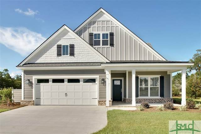 115 Dove Drake Drive, Richmond Hill, GA 31324 (MLS #240940) :: Bocook Realty