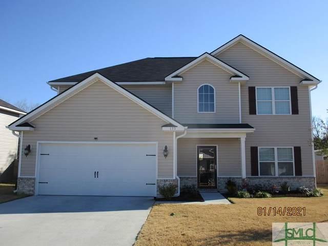 133 Alcott Circle, Hinesville, GA 31313 (MLS #240941) :: The Arlow Real Estate Group