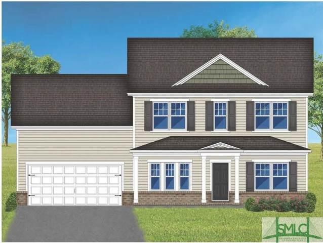 70 Brennan Drive, Richmond Hill, GA 31324 (MLS #240945) :: Keller Williams Coastal Area Partners