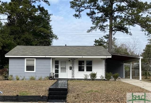 2120 E 38th Street, Savannah, GA 31404 (MLS #240950) :: Keller Williams Coastal Area Partners