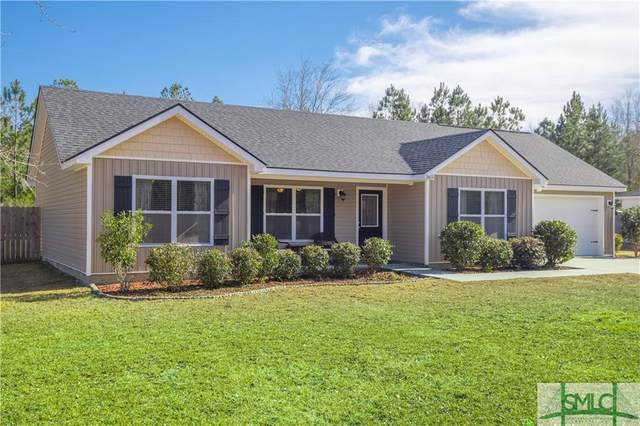 265 Barrister Circle, Guyton, GA 31312 (MLS #240955) :: Keller Williams Coastal Area Partners