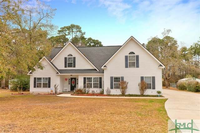 122 E Long Street, Rincon, GA 31326 (MLS #240957) :: RE/MAX All American Realty