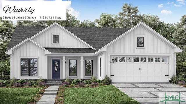 LOT 18 Kayton Court, Pembroke, GA 31321 (MLS #240959) :: Teresa Cowart Team