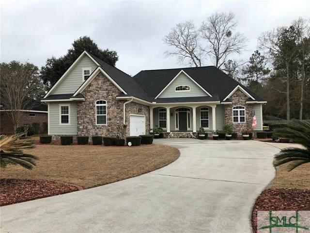 105 Homestead Court, Guyton, GA 31312 (MLS #240970) :: Keller Williams Coastal Area Partners
