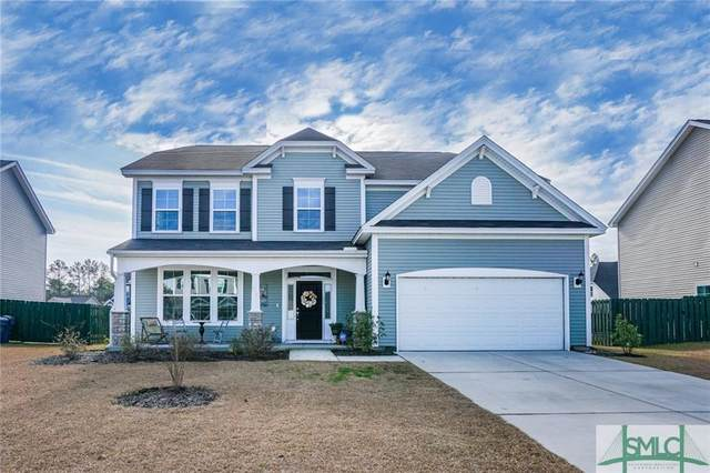 25 Tarbert Cut, Richmond Hill, GA 31324 (MLS #240981) :: Keller Williams Coastal Area Partners