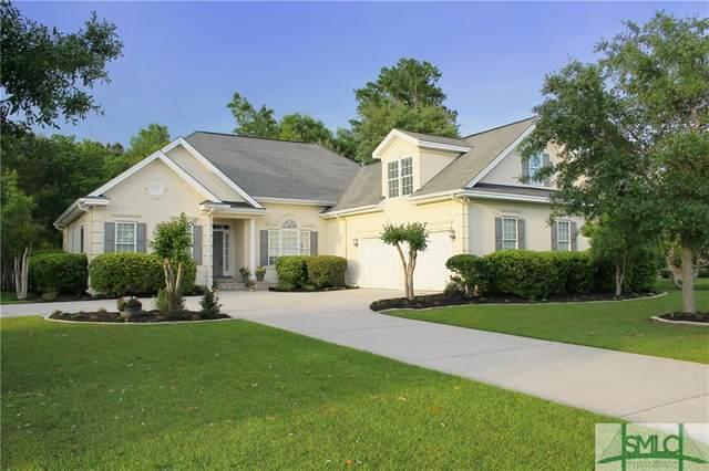 23 Crestwood Drive, Savannah, GA 31405 (MLS #240983) :: RE/MAX All American Realty