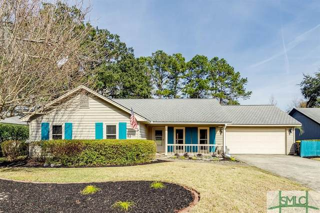 106 S Nicholson Circle, Savannah, GA 31419 (MLS #241017) :: Keller Williams Coastal Area Partners
