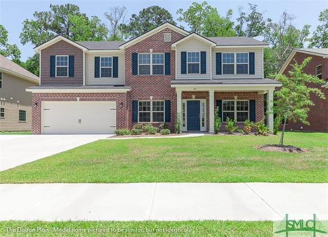 12 Swallow Tail Circle, Savannah, GA 31407 (MLS #241018) :: Keller Williams Coastal Area Partners