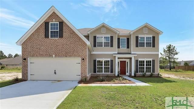 15 Swallow Tail Circle, Savannah, GA 31407 (MLS #241021) :: Barker Team | RE/MAX Savannah