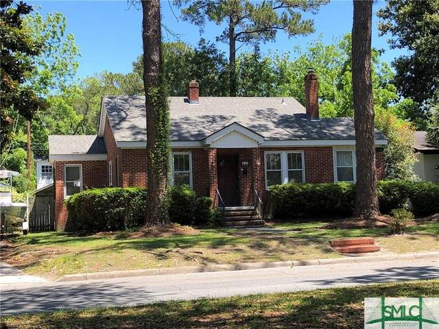 516 Columbus Drive, Savannah, GA 31405 (MLS #241022) :: Keller Williams Coastal Area Partners