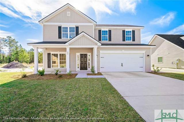 17 Swallow Tail Circle, Savannah, GA 31407 (MLS #241024) :: Keller Williams Coastal Area Partners