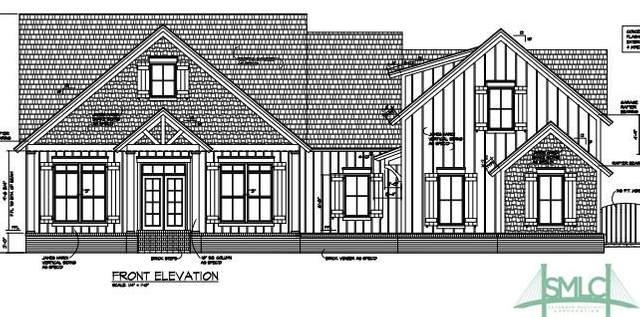 405 Waterways Parkway S, Richmond Hill, GA 31324 (MLS #241025) :: Keller Williams Coastal Area Partners