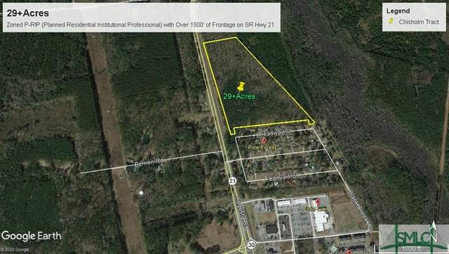 0 N Hwy 21 Highway, Port Wentworth, GA 31407 (MLS #241035) :: Keller Williams Coastal Area Partners