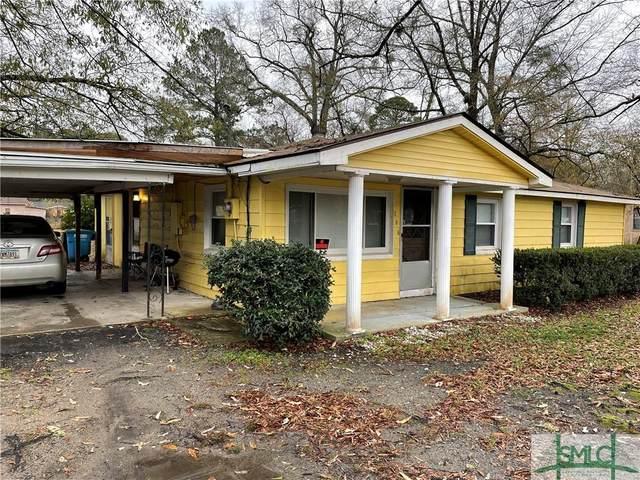206 Ash Street, Bloomingdale, GA 31302 (MLS #241038) :: Barker Team   RE/MAX Savannah