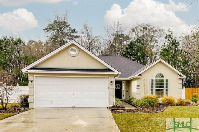 186 Silverton Road, Pooler, GA 31322 (MLS #242042) :: The Arlow Real Estate Group