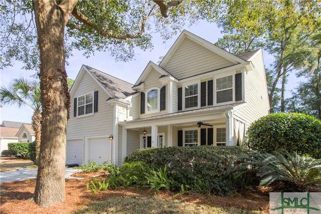 9 Sumatra Lane, Savannah, GA 31419 (MLS #242055) :: RE/MAX All American Realty