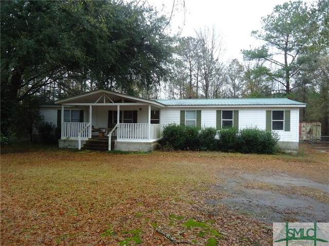204 River Oak Drive, Bloomingdale, GA 31302 (MLS #242056) :: Heather Murphy Real Estate Group