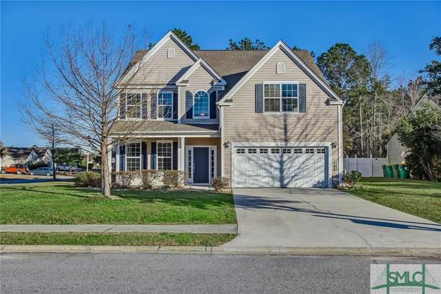 14 Old Bridge Drive, Pooler, GA 31322 (MLS #242068) :: The Arlow Real Estate Group