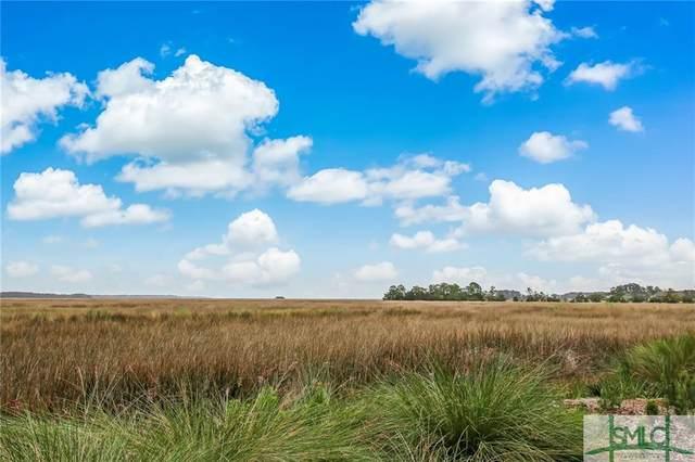 120 Drifton Drive, Savannah, GA 31419 (MLS #242080) :: Luxe Real Estate Services