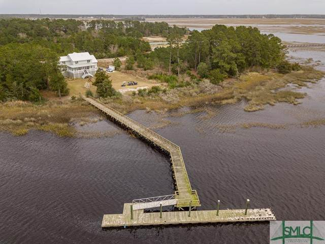 0 Dolphin Island Way, Midway, GA 31320 (MLS #242087) :: Coldwell Banker Access Realty