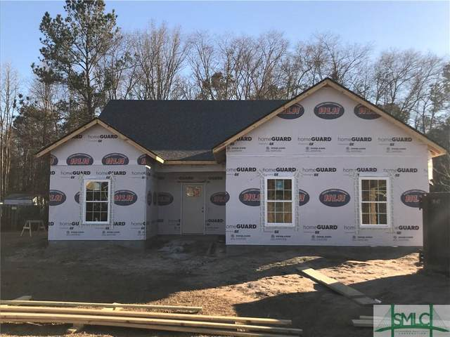 125 Teal Drive, Springfield, GA 31329 (MLS #242093) :: Heather Murphy Real Estate Group