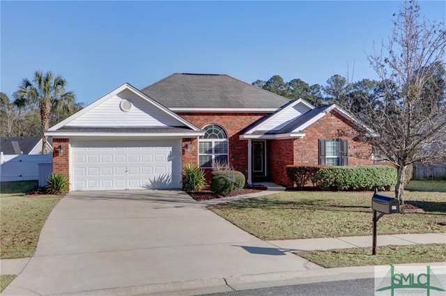 421 Roberts Way, Rincon, GA 31326 (MLS #242105) :: Heather Murphy Real Estate Group