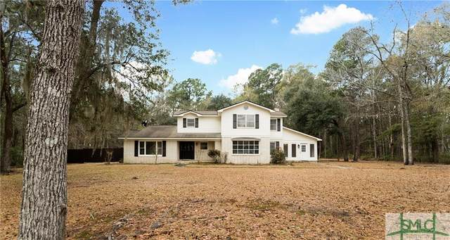 811 Forest Street, Hinesville, GA 31313 (MLS #242114) :: Keller Williams Coastal Area Partners