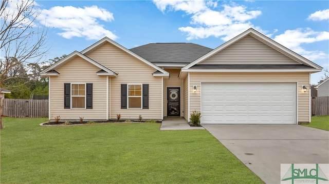 139 Mustang Drive, Guyton, GA 31312 (MLS #242116) :: Coastal Savannah Homes