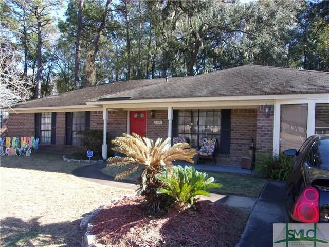 2503 Nottingham Drive, Savannah, GA 31406 (MLS #242122) :: The Arlow Real Estate Group