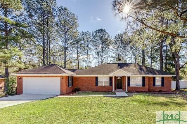 152 Jennifer Circle, Rincon, GA 31326 (MLS #242126) :: Barker Team | RE/MAX Savannah
