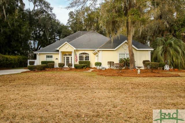 501 Laurenburg Drive, Richmond Hill, GA 31324 (MLS #242132) :: Keller Williams Coastal Area Partners