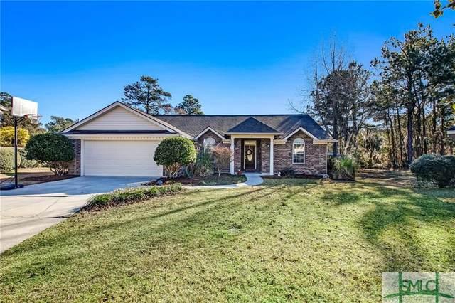 6 Davenport Lane, Savannah, GA 31419 (MLS #242154) :: Heather Murphy Real Estate Group