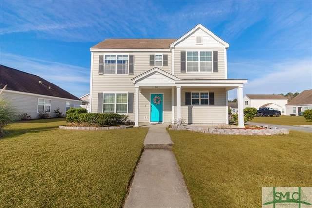 9 Westbourne Way, Savannah, GA 31407 (MLS #242155) :: The Arlow Real Estate Group