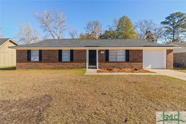228 Holiday Drive, Savannah, GA 31419 (MLS #242163) :: Heather Murphy Real Estate Group