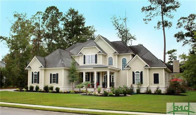 24 E Oakcrest Drive, Savannah, GA 31405 (MLS #242168) :: RE/MAX All American Realty