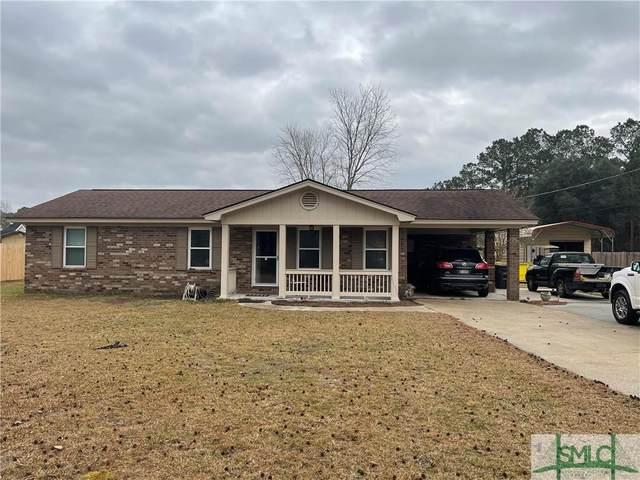 308 Cypress Street, Bloomingdale, GA 31302 (MLS #242196) :: Coastal Savannah Homes