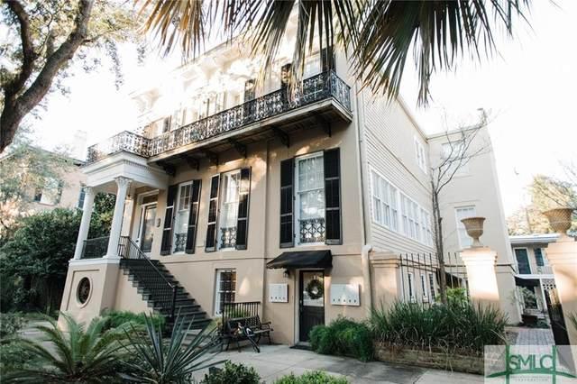 208 E Jones Street #8, Savannah, GA 31401 (MLS #242199) :: Liza DiMarco