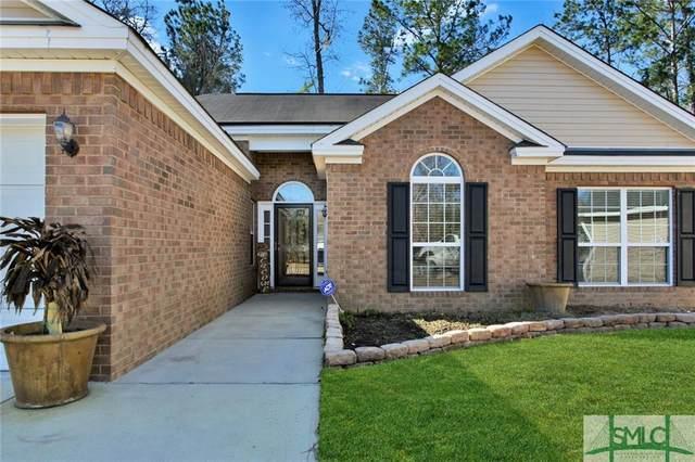 19 Montero Drive, Savannah, GA 31405 (MLS #242204) :: RE/MAX All American Realty