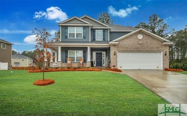 41 Sweet Grass Lane, Richmond Hill, GA 31324 (MLS #242217) :: Keller Williams Coastal Area Partners