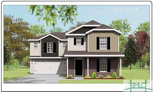 6 Wiregrass Way, Savannah, GA 31419 (MLS #242240) :: The Arlow Real Estate Group